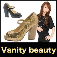 ハイヒール パンプス Vanity Beauty ( バニティービューティー )(4533) オープ...