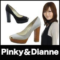 パンプス ハイヒールパンプス Pinky&Dianne 黒パンプス リーガル社製 パンプス ...