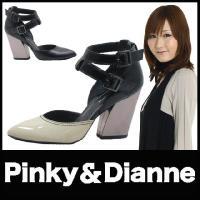 ポインテッドトゥ パンプス PUMPS Pinky&Dianne (ピンキー&ダイアン)(SS29)...