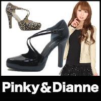 ラウンドトゥ パンプス PUMPS ピンキー&ダイアン(Pinky&Dianne)(SS65...