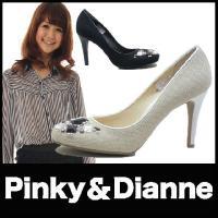 ラウンドトゥ パンプス PUMPS ピンキー&ダイアン (Pinky&Dianne) (SS...