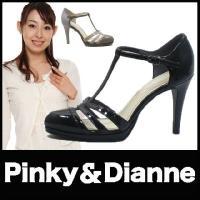 ラウンドトゥ パンプス PUMPS ピンキー&ダイアン (Pinky&Dianne)(SS7...