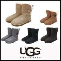 ムートンブーツ UGG アグ オーストラリア BEILEY BUTTON ベイリーボタン 5803 ...