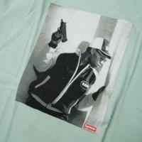 シュプリーム SUPREME 14AW KRS-One Tee Tシャツ ライトグリーン Size【M】 【新古品・未使用品】