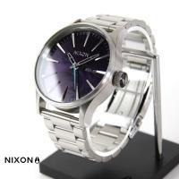 ニクソン NIXON 腕時計 / さらなる気品をまとったシチュエーション不問の万能モデル 【特徴】タ...