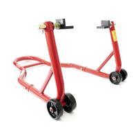 リアバイクスタンド007L(バイクスタンド) バイクのメンテナンスから、修理などの整備まで幅広く使用...