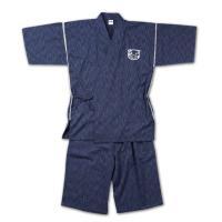 日本の夏にかかせない「甚平」豊天から入荷です。 綿 100% トップス サイズ バスト 総丈 裾周り...