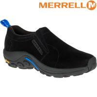【メレル】MERRELL JUNGLE MOC ICE+ 【ジャングル モック アイスプラス】 37844 BLACK ブラック レディース スニーカー スリッポン