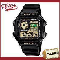 CASIO カシオ 腕時計 デジタル AE-1200WH-1B / フルオートカレンダー、アラーム、...