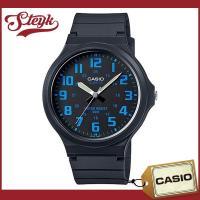 CASIO カシオ 腕時計 チープカシオ アナログ MW-240-2B / CASIOのクラシックな...