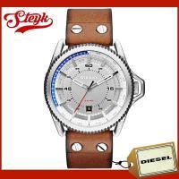 DIESEL ディーゼル 腕時計 ROLLCAGE ロールケージ アナログ DZ1715 / 横に大...