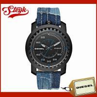 DIESEL ディーゼル 腕時計 RIG リグ アナログ DZ1748 / 12時にあるリューズやギ...