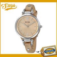 FOSSIL フォッシル 腕時計 GEORGIA ジョージア アナログ ES2830 / ブレスレッ...