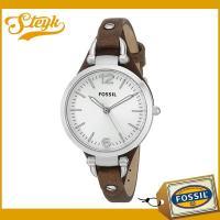 FOSSIL フォッシル 腕時計 Georgia ジョージア アナログ ES3060 / フェミニン...