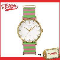 TIMEX タイメックス 腕時計 WEEKENDER FAIRFIELD ウィークエンダーフェアフィ...