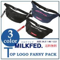 【ミルクフェド 正規品】  ■商品コード〔03181050〕 ■カラー:BLACK,RED,NAVY...