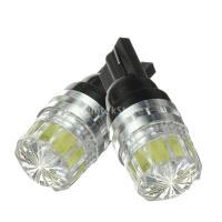 説明: 電球の種類:5050は、LED ソケット:T10 電圧:12V DC ホワイト:色を発光しま...