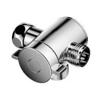 説明:  3ウェイシャワーヘッドダイバータバルブは、ABS樹脂と金属材料で作られ、高品質で耐久性があ...