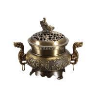 香炉 香りストーブ 香炉玉掛け ロマンチック 贈り物 3タイプ選べる - ブロンズ