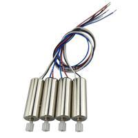 4個 時計回り/反時計回りモーター CW/CCW Syma X5 X5C X5C-1 JXD385 V252 H107 U816 RCクワッドコプリッター用