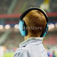 子供向け ヘッドフォン 耳カバー イヤーマフ 折りたたみ 聴覚保護 保護具 勉強 睡眠