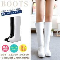 【商品説明】 秋冬なら、やっぱりちょっと長め丈のブーツがしっくり☆ カジュアルからキレイ目まで、いろ...