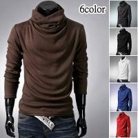 単品で着ても、ジャケットのインナーに着ても汎用性の高いアイテムです!  素材:35%コットン、60%...