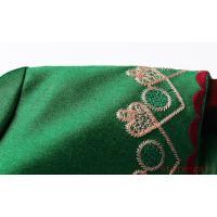 ハイコントラストで華を添える繊細な刺繍/ドレス パーティードレス