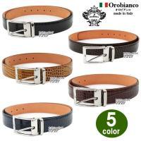 ブランド orobianco オロビアンコ   サイズ  ■バックルサイズ/縦4.3cm 横5.5c...