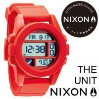 nixonが激安!全品送料無料!【日本 正規品】 NIXON(ニクソン) 腕時計 『UNIT(ユニッ...