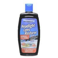 ブルーマジック(BLUEMAGIC) ヘッドライトレンズ磨き 237ml BM-725 STRAIGHT/36-0725 (STRAIGHT/ストレート)
