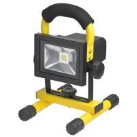 LED投光器 10W 調光機能付き 充電式は、10WLEDと大容量充電池を備えたコンパクトサイズで照...