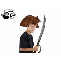【子供や女性に♪】☆ELOPE【イロープ】Kid's Tattered Pirate BROWN キッズ パイレーツ 13885