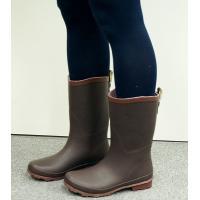 雨の日もオシャレしたい方にぴったりのレインブーツ。 歩きやすい、ミドル丈が新登場致しました。 ブーツ...