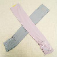紫外線対策をしっかり行ないたい方におすすめの、 UV加工手袋。  総丈60cmの超ロング丈!ノースリ...