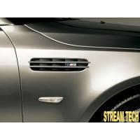【商品説明】E60M5タイプサイドダクトメッキフィンタイプ板金用台紙も付属します。付属品:M5エンブ...