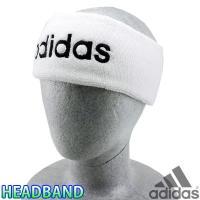 adidas アディダス ヘッドバンド 刺繍ロゴ adidas HEADBAND 男女兼用 スポーツ...
