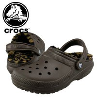 あすつく対応(翌日配送) CROCS CLASSIC LINED ANIMAL CLOG 20465...