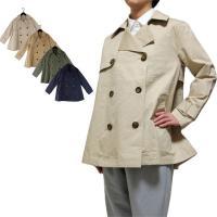 ライトアウター スプリングコート  コートトレンチ テロンチ コート コート ショート丈 スプリング...