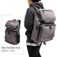 リュックサック デイパック バックパック フラップトップ 迷彩 カモフラ柄 バッグ 鞄 メッシュ素材 フェイクレザー 小物 メンズ