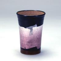 アイテム:  ビアカップ(beer cup) L 絵柄:  銀彩京紫色 特徴:  泡立ちクリーミー ...