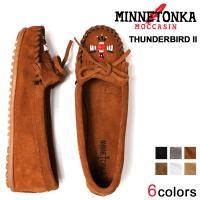 【Thunderbird 2はトウのビーズがポイントの細身のモカシン♪】・ブーツタイプに比べ若干ゆと...