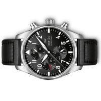 IWC Pilots Watch Chronograph パイロットウォッチ クロノグラフ オートマ...