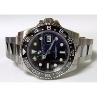 GMTマスターII  116710LN  黒