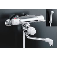 LIXIL・INAX サーモスタット付シャワーバス水栓 定量止水付  品番:BF-M140TSD 温...