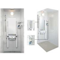 LIXIL・INAX(リクシル・イナックス)製のシャワー・ド・バス搭載の高級シャワーユニット。   ...