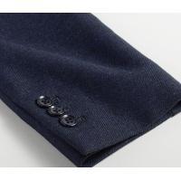 メンズスーツ ビジネス ツイード素材 2ツボタン スリーピーススーツ ウール 3ピース ジレ 秋冬 【セール特価】