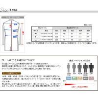 ロングコート ダッフルコート  ウール・カシミヤ混素材 ビジネス コート メンズ スリムコート 黒 通勤コート