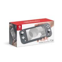 Nintendo Switch Lite グレー 本体 新品