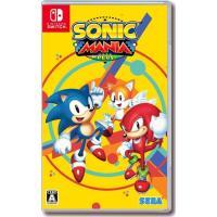 ■タイトル:ソニックマニア・プラス(Sonic Mania Plus) ■機種:ニンテンドースイッチ...
